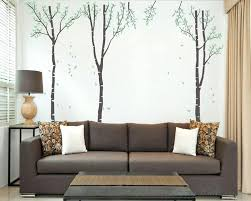 birch tree wall decal with owls target