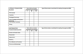 curriculum template preschool lesson plan template 21 free word excel pdf format