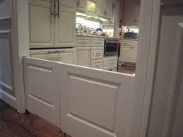 Dutch Door Baby Gate Slide Out Dog Kid Doors This Is The Greatest Idea Ever No