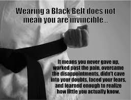 some black belt wisdom master jonathan field black belt