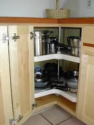 Cabinet Organizers For Kitchen Upper Corner Kitchen Cabinet Organization Ideas Amys Office