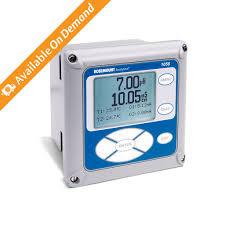 rosemount 1056 intelligent four wire analyzer prod rmt liquid analysis ps1056 facing right