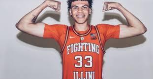 Illinois Basketball Player Preview: <b>Coleman Hawkins</b> - The ...