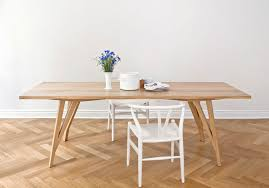 contemporary wooden dining table. contemporary dining table / oak rectangular jl5 by julian löhr loehr wooden