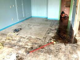 remove tile from concrete floor without breaking removing staining afterwards concretes blog adhesive floo