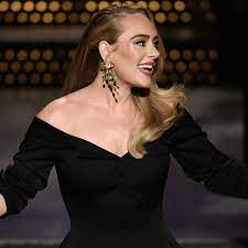 Adele Brings Her Fashion A-Game to the ...