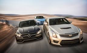 BMW Convertible bmw vs mercedes drift : 2015 BMW M3 vs. 2015 Mercedes-AMG C63 S, 2016 Cadillac ATS-V ...