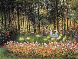 claude monet garden. Perfect Garden The Artistu0027s Family In The Garden By Claude Monet  For Claude Garden A