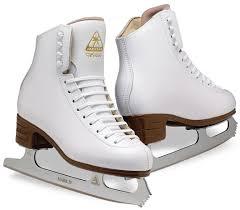 Don Jackson Girls Figure Skates