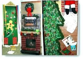 christmas office door decoration. Simple Office Christmas Decoration Ideas Door I