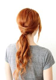 Quick Ponytail Hairstyles 32 Favorite Hair Tutorials A Beautiful Mess