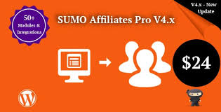 SUMO Affiliates Pro - WordPress Affiliate Plugin by FantasticPlugins