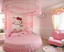 Round Bed For Kids Designs