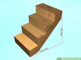 image titled build porch steps step 1
