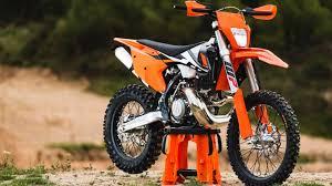 ktm exc 2017 las enduro naranjas se renuevan por completo moto