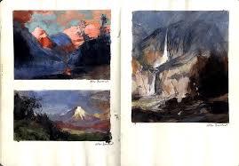 Artistic Skills Classy How I Became An Artist Noah Bradley Medium