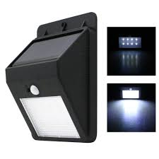 furniture led solar wall light motion sensor find powered