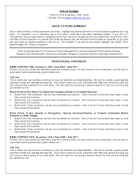 Recruiter Resume Examples Recruiter Resume Example Examples Of Resumes 4