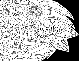 By best coloring pagesjanuary 8th 2019. Swear Word Coloring Pages Printable For Adults Free Only Searches Shit Person Complex Connect The Dots Golfrealestateonline