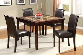marble dining table set enchanting and round black to captivating kitchen designs india