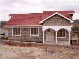 home architecture simple three bedroom house plans in kenya