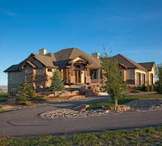 Craftsman Luxury Ranch Texas Style House Plans House Plans   Home         middot    main photo