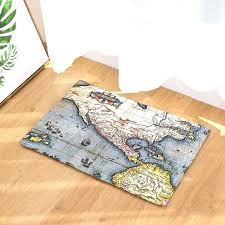 thin rugs homing durable welcome home door mats world maps stairs kitchen rugs entrance mat light