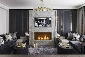 Luxury Living Rooms Furniture Interesting Design