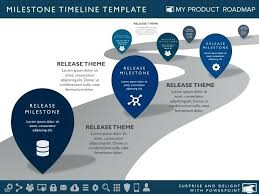 Year Timeline Template 5 Year Roadmap Template