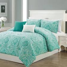 Buy Teal Bedding from Bed Bath & Beyond & Elyse 5-Piece King Comforter Set in Teal/Ivory Adamdwight.com