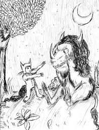 Small Picture Where The Wild Things Are Coloring Pages Coloring Home