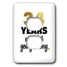 3drose janna salak designs anniversary 34 year anniversary still going strong 34th wedding anniversary gift