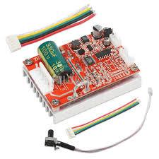 <b>Brushless Sensored Motor Controller</b> Board Motor Driver Regulator ...