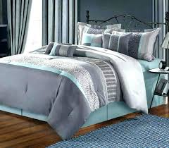 blue and gray comforter sets blue gray bedding blue comforter set queen teal and gray comforter