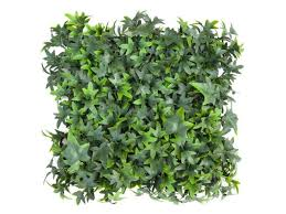 artificial ivy ivy panel mat for a
