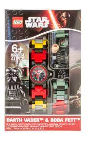 LEGO® Star Wars™ Boba Fett™ and Darth Vader™ Link Watch 5005212 | Star  Wars™ | Buy online at the Official LEGO® Shop US