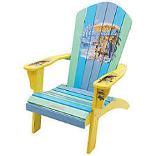 Folding patio chairs Metal Margaritaville State Of Mind Multicolor Adirondack Chair Bed Bath Beyond Patio Chairs Benches Plastic Chairs Folding Patio Chairs Bed
