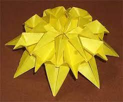 折り紙 難しい 花