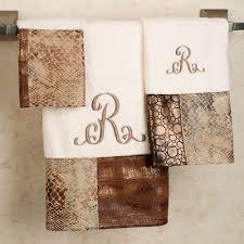 Copper Bathroom Accessories Sets Home Bath Bath Towels Zambia Bath Towel Set Copper Bathroom