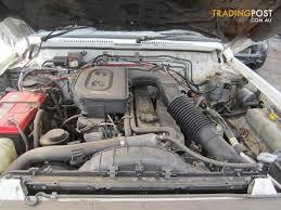 WRECKING NISSAN GQ PATROL LEAF CAB 1996 TD42 DI*** for sale in ...