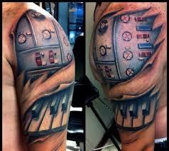 Tetování Rameno A Ruka