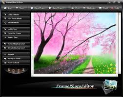 frame photo editor free