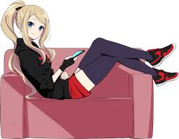 Elena-chan [AVerMedia Mascot]: streetmoe