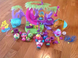 Zoobles  Princess Carriage Mini Playset  Spin Master  Toys Zoobles Treehouse Playset