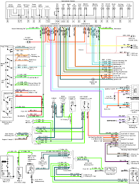 chevy stereo wiring diagram chevy wiring diagrams
