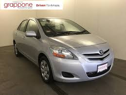 Pre-Owned 2007 Toyota Yaris Base 4D Sedan in Bow, %%di_state ...