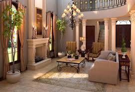 Tuscan Home Interiors Set Cool Decorating