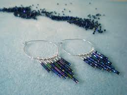 Beaded Earring Patterns For Beginners Custom Design