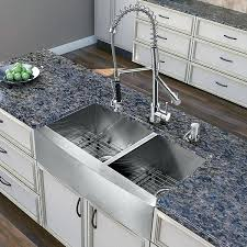 36 stainless steel farmhouse sink all in one inch farmhouse stainless steel double bowl kitchen sink