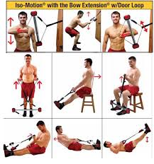 Bullworker Classic Exercise Chart Bullworker Pro System Workout Home Gym